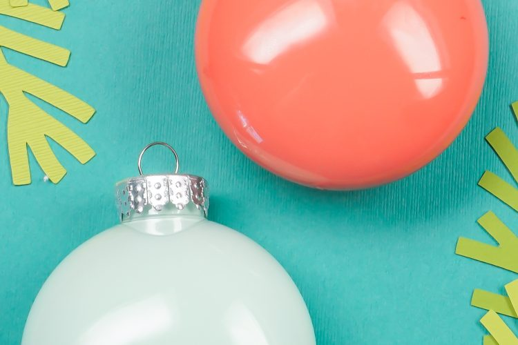 Want to paint the inside of an ornament? Here are the basic steps and tips and tricks to help ease your frustration and mess! Perfect for custom Christmas ornaments for sale or gifts.