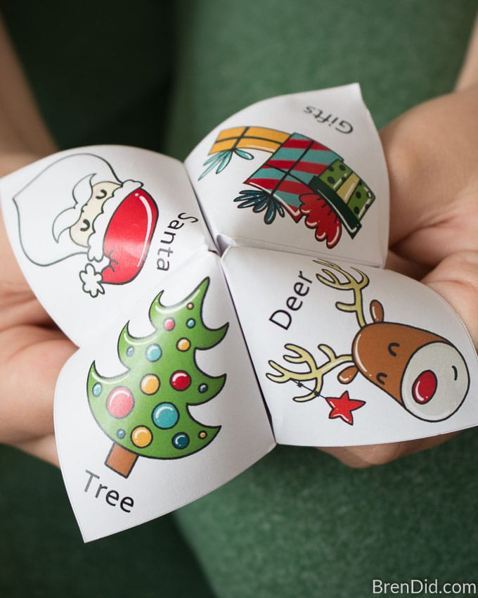 Spread the Christmas joy with some friendly competition. These free Printable Christmas Games will put everyone in a fun holiday mood while they wait for Santa to show up.