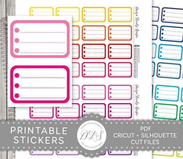 Design Lovely Studio - Half Box Checklist