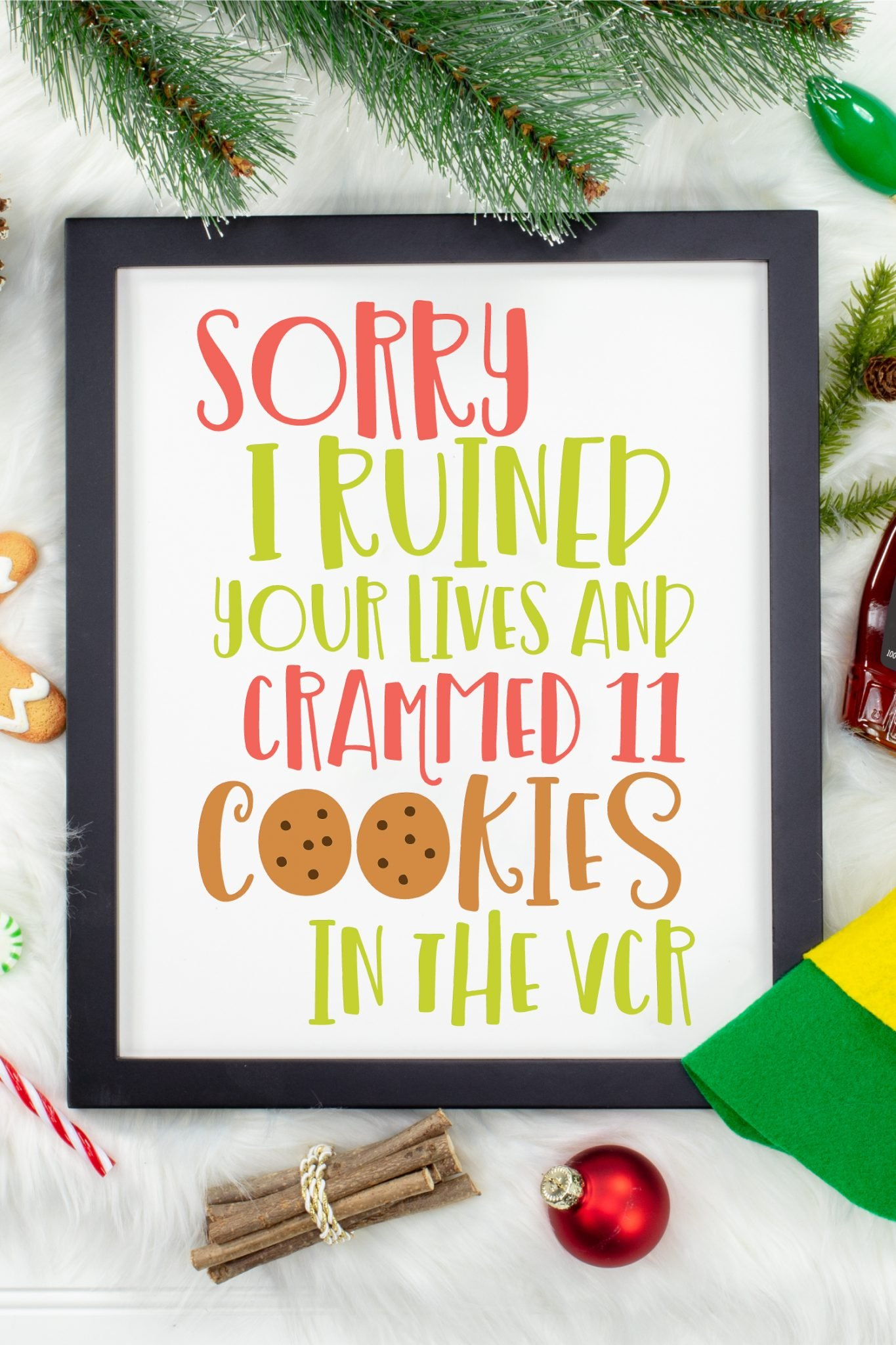 'Tis the season of Elf! Bring Santa's hilarious overgrown helper to life with this Elf SVG Bundle, full of your favorite movie quotes. Perfect for sweaters, t-shirts, party decor and fun printables.