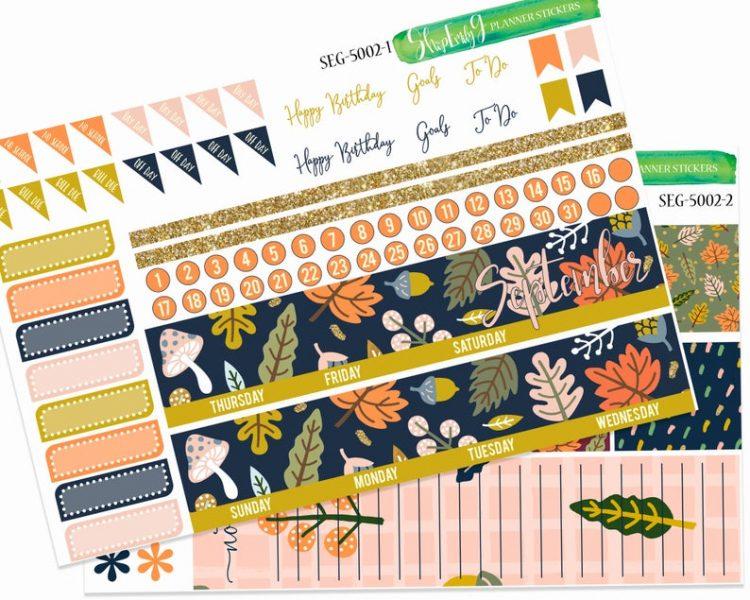Shop Emily G - September Spread