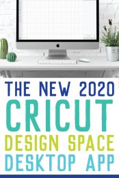 Cricut Design Space has moved from being a web-based program to being an app on your computer! Here's everything you need to know about making the switch.