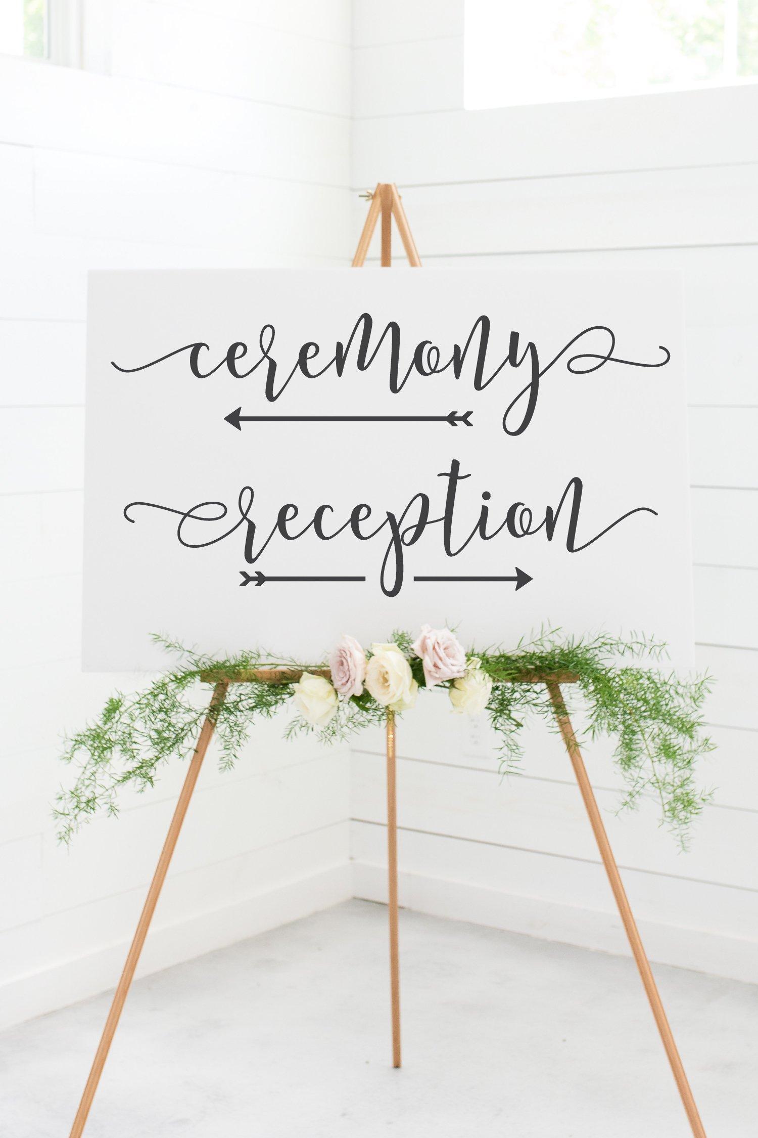 Free Wedding Sign Svg Files Hey Let S Make Stuff