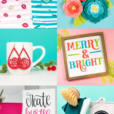 10 Projects For Your Cricut Explore Air 2
