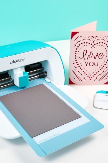 Cricut has added to its line-up with Cricut Joy! Cricut Joy is a compact cutting machine that is the perfect companion to your Explore or Maker, and isn't intimidating for the brand new Cricut crafter.