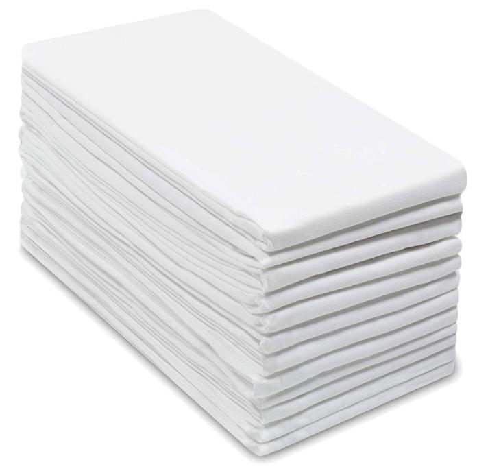 Flour sack towels for Cricut