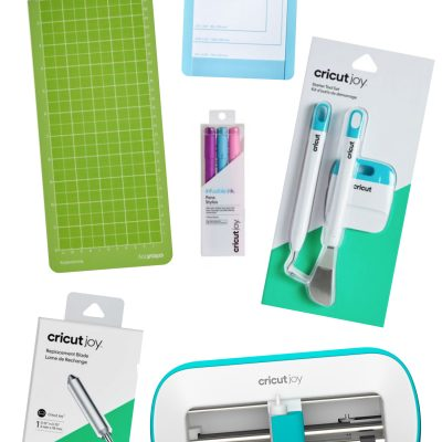 Cricut Joy Accessories FEATURE 750 x 1125 400x400 - Cricut Maker Giveaway