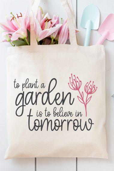 gardening SVG