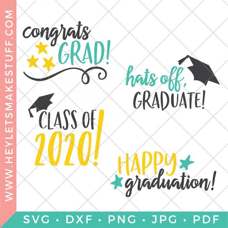 Graduation SVG Files