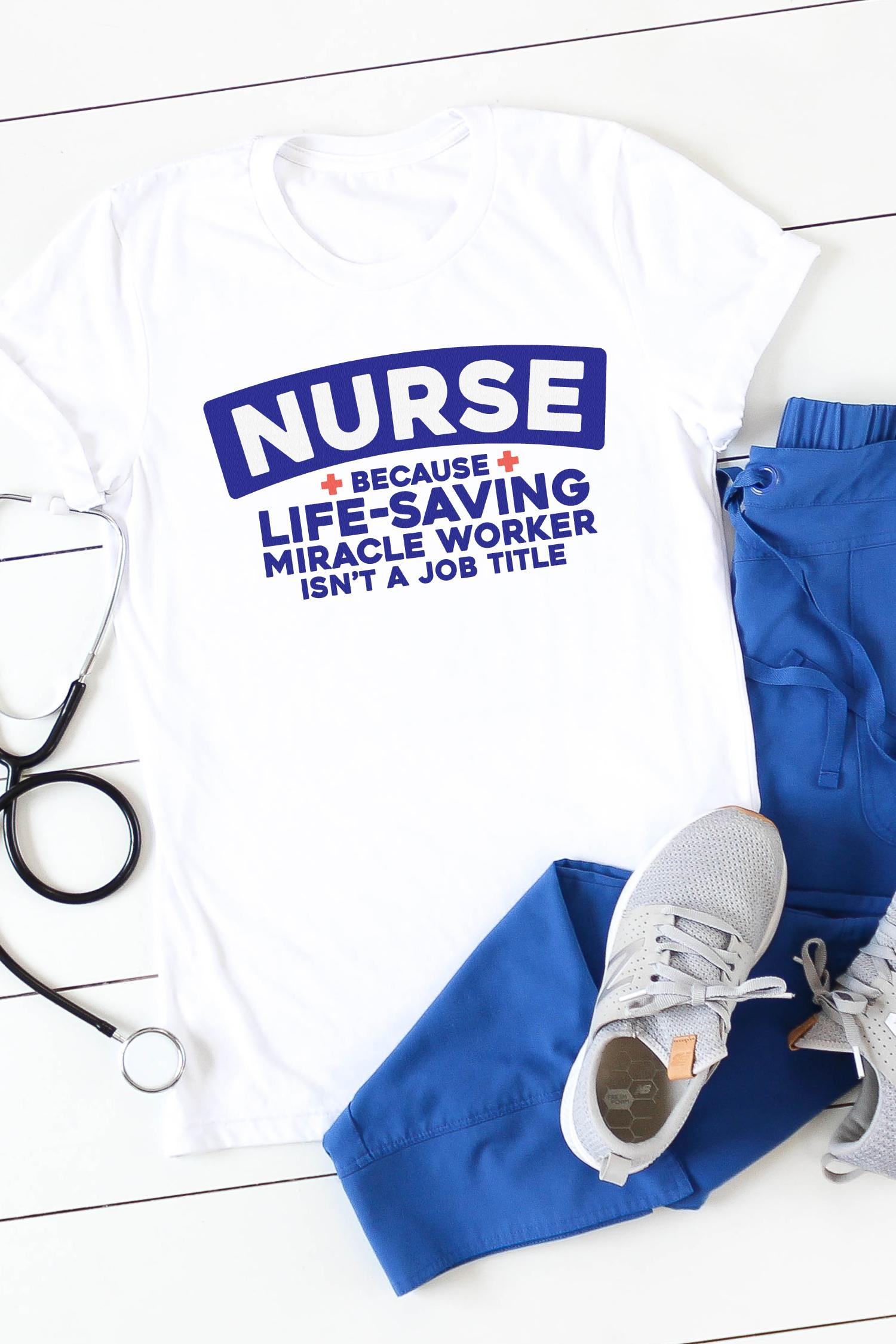 Free Nurse Svg 15 Healthcare Worker Cut Files Hey Let S Make Stuff
