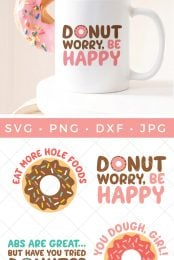 donut svg pin image
