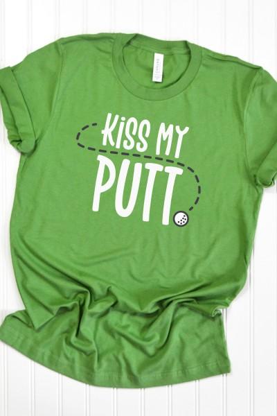 golf SVG t-shirt