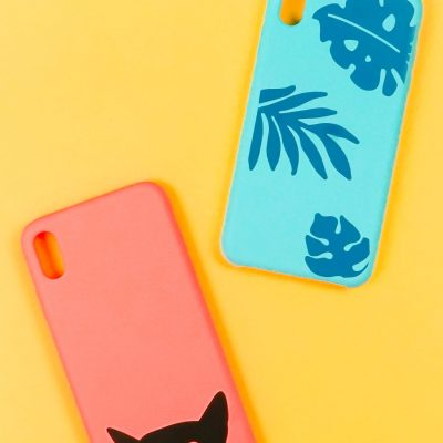 How to Make a Cricut Phone Case with Vinyl