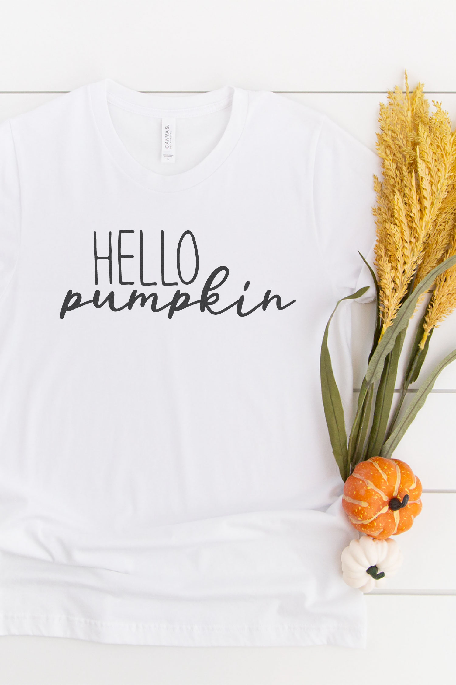 Hello Pumpkin SVG file