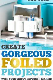 Cricut foil transfer tool pin image