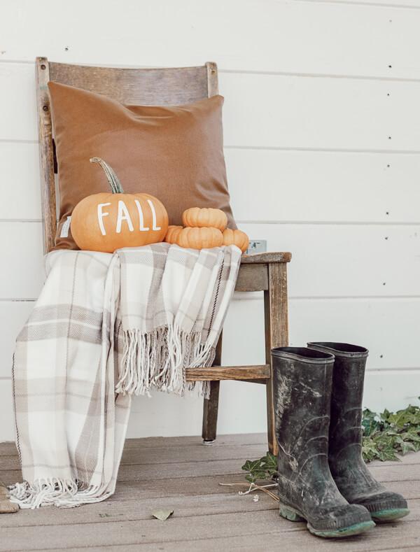 fall cricut pumpkin