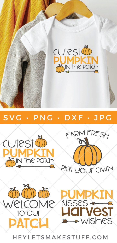 Adorable Pumpkin Patch Svg Files Hey Let S Make Stuff