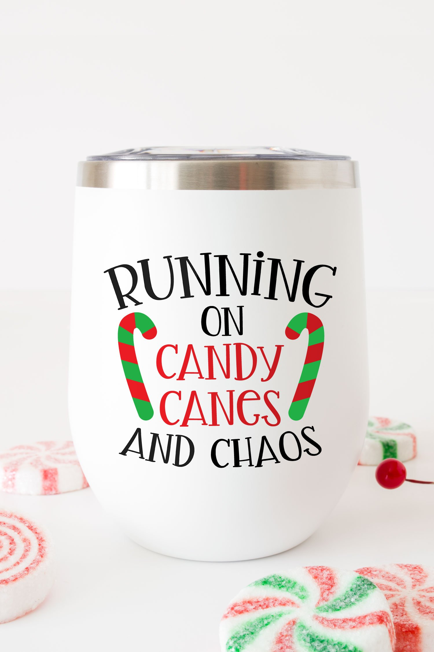 funny Christmas SVG mockup