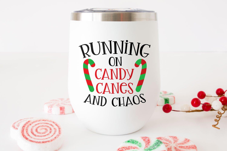 funny christmas svg on coffee mug
