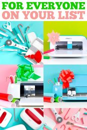 Cricut Holiday Gift Guide pin image