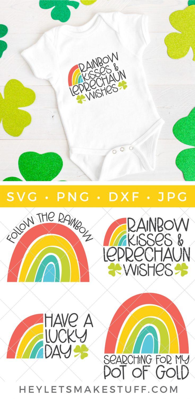 St. Patrick's Day SVG Bundle Pin image