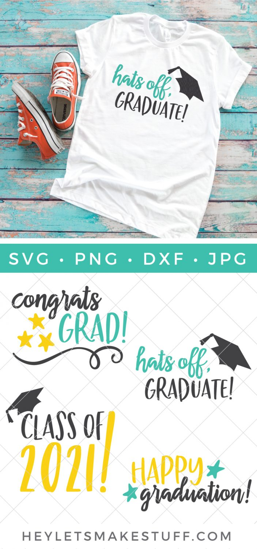 graduation SVG bundle