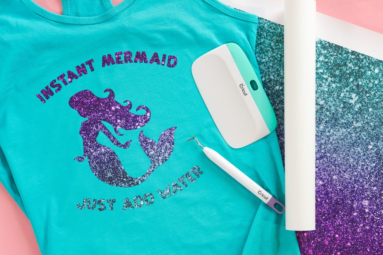 Final Instant Mermaid tank top