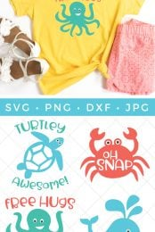 Ocean SVG Bundle pin image